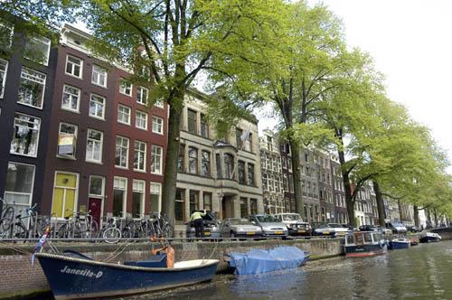 reise til amsterdam