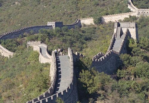 Den kinesiske Muren i ...