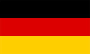 tyskland flagg