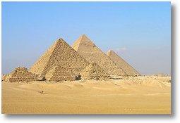 pyramidene i egypt kairo