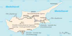 Kypros - Et Herlig Og Varmt Sted Å Reise På Ferie!